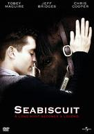 Seabiscuit - DVD movie cover (xs thumbnail)