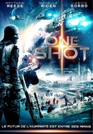 One Shot - French DVD cover (xs thumbnail)