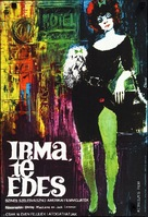 Irma la Douce - Hungarian Movie Poster (xs thumbnail)