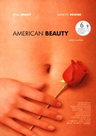 American Beauty - Polish Movie Poster (xs thumbnail)