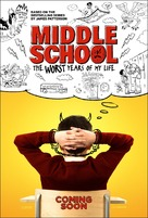 Middle School: The Worst Years of My Life - Movie Poster (xs thumbnail)