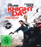 Knight and Day - German Movie Cover (xs thumbnail)