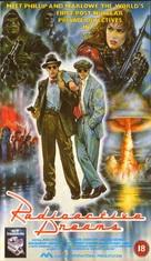 Radioactive Dreams - British Movie Cover (xs thumbnail)