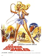 The Vengeance of She - French Movie Poster (xs thumbnail)