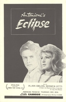 L'eclisse - Movie Poster (xs thumbnail)