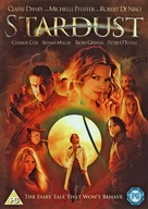 Stardust - British DVD movie cover (xs thumbnail)