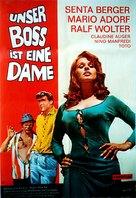 Operazione San Gennaro - Swiss Movie Poster (xs thumbnail)