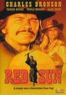 Soleil rouge - Danish Movie Cover (xs thumbnail)