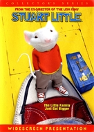 Stuart Little - DVD cover (xs thumbnail)