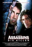 Assassins - German Movie Poster (xs thumbnail)