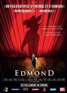 Edmond - French Movie Poster (xs thumbnail)