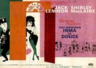 Irma la Douce - German Movie Poster (xs thumbnail)