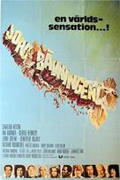 Earthquake - Swedish Movie Poster (xs thumbnail)