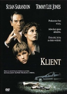 The Client - Polish Movie Cover (xs thumbnail)