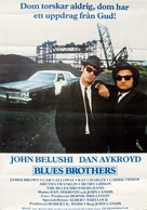 The Blues Brothers - Swedish Movie Poster (xs thumbnail)