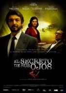 El secreto de sus ojos - Uruguayan Movie Poster (xs thumbnail)