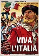 Viva l'Italia! - Italian Movie Poster (xs thumbnail)