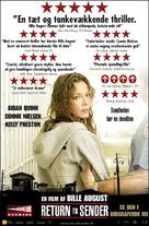 Return to Sender - Danish Movie Poster (xs thumbnail)