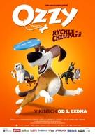 Ozzy - Czech Movie Poster (xs thumbnail)