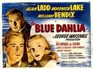 The Blue Dahlia - Movie Poster (xs thumbnail)