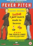 Fever Pitch - British DVD cover (xs thumbnail)