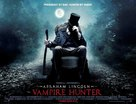 Abraham Lincoln: Vampire Hunter - British Movie Poster (xs thumbnail)