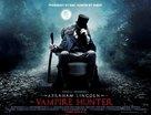 Abraham Lincoln: Vampire Hunter - British Movie Poster (xs thumbnail)
