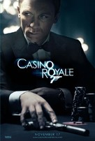 Casino Royale - Teaser movie poster (xs thumbnail)