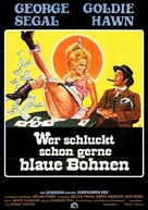 The Duchess and the Dirtwater Fox - German Movie Poster (xs thumbnail)
