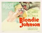 Blondie Johnson - Movie Poster (xs thumbnail)