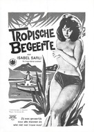 Lujuria tropical - Dutch Movie Poster (xs thumbnail)