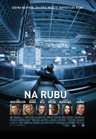 Man on a Ledge - Croatian Movie Poster (xs thumbnail)