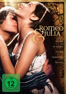 Romeo and Juliet - German DVD movie cover (xs thumbnail)