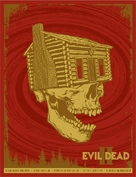 Evil Dead II - Re-release poster (xs thumbnail)