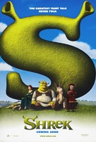 Shrek - Movie Poster (xs thumbnail)
