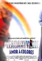 Pleasantville - Mexican Movie Poster (xs thumbnail)