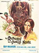 I misteri della giungla nera - French Movie Poster (xs thumbnail)