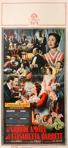 The Barretts of Wimpole Street - Italian Movie Poster (xs thumbnail)