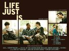 Life Just Is - British Movie Poster (xs thumbnail)