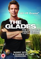 """""""The Glades"""" - British DVD movie cover (xs thumbnail)"""