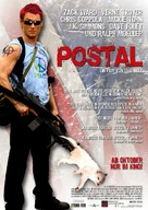 Postal - German Movie Poster (xs thumbnail)
