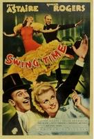 Swing Time - Movie Poster (xs thumbnail)