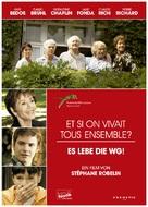 Et si on vivait tous ensemble? - Swiss Movie Poster (xs thumbnail)