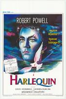 Harlequin - Dutch Movie Poster (xs thumbnail)