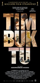 Timbuktu - Italian Movie Poster (xs thumbnail)