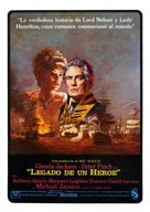Bequest to the Nation - Spanish Movie Poster (xs thumbnail)
