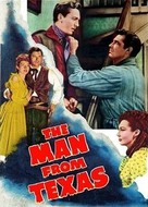 Man from Texas - DVD cover (xs thumbnail)