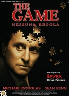 The Game - Italian Movie Poster (xs thumbnail)