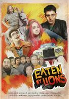 Eaten by Lions - Indian Movie Poster (xs thumbnail)