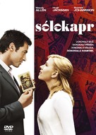 Scoop - Czech DVD movie cover (xs thumbnail)
